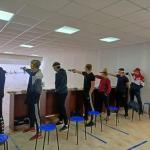 17 сентября начался командный Чемпионат Белгородской области по стрельбе из пневматического оружия. После итогов 1-го дня соревнований, спортсмены нашей школы в составе мужской и женской команд заняли первые места. Поздравляем спортсменов и тренеров!