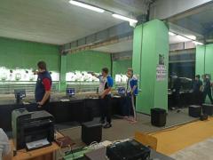 С 8 по 11 октября в г. Кострома проходили Всероссийские соревнования по пулевой стрельбе.