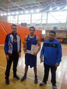 С 02 по 07 апреля 2021 года в г. Великий Новгород проходили региональные соревнования по боксу класса «Б» посвященные русскому полководцу А. Невскому среди юниоров 17-18 лет