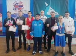 В г. Шебекино 25-30 января 2021 г. прошло первенство Белгородской области по боксу среди юношей 15-16 лет (2005-2006 гг.р) и юниоров 17-18 лет (2003-2004 гг.р.)