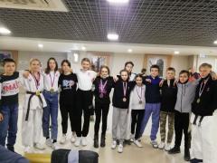 В городе Курске, в ТРЦ «Мега ГРИНН» с 19 по 20 марта 2021 года прошел III-й межрегиональный турнир по тхэквондо ВТФ «Курский соловей»