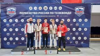 С 26.07 по 01.08.2021 года в городе Ханты-Мансийск (ХМАО) проходит первенство России по тхэквондо (ВТФ) среди юниоров и юниорок 15-17 лет.
