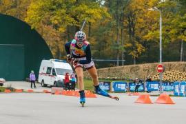 Завершился финал кубка России по велороллерам. Он проходил с 29 сентября по 3 октября в г. Тула.